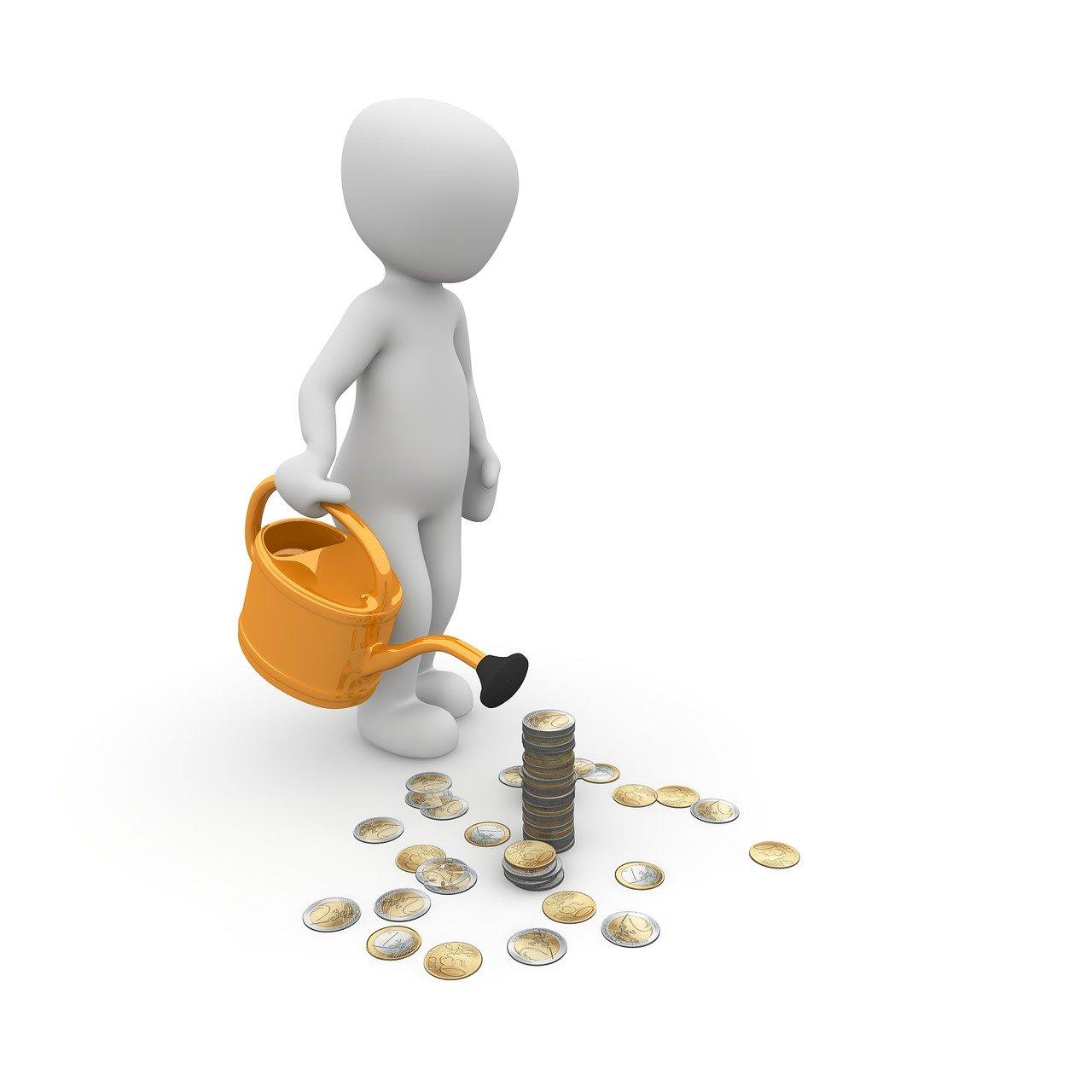 money rain, growth, taxation